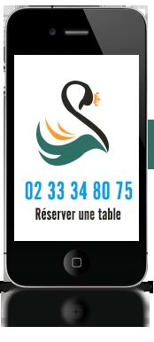 cuisine produits frais à L'Aigle (61) | Hôtel Restaurant du Cygne